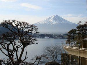 Tempat Wisata di Jepang: Gunung Fuji